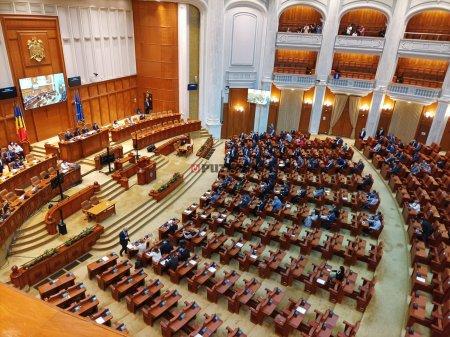 PSD cere ca si parlamentarii bolnavi de Covid-19 sa poata vota motiunea de cenzura