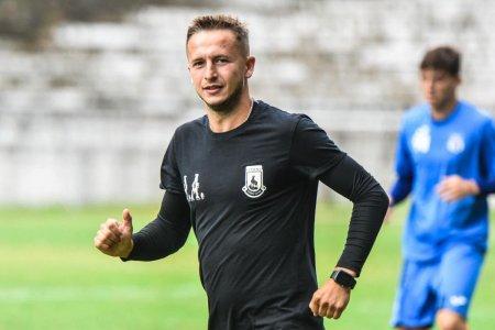 Clubul i-a anuntat transferul la Dinamo: Mult succes alaturi de Mircea Rednic