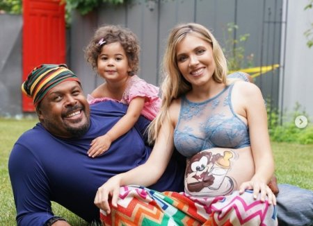Cabral, surprins de Namiko, fiica sa in varsta de aproape 3 ani: Tati, hai in casa sa bem bere. Reactia prezentatorului