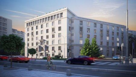 H Victoriei 109, fosta cladire a birourilor <span style='background:#EDF514'>PETROM</span> de pe Calea Victoriei, va gazdui al Centrului European pentru Securitate Cibernetica