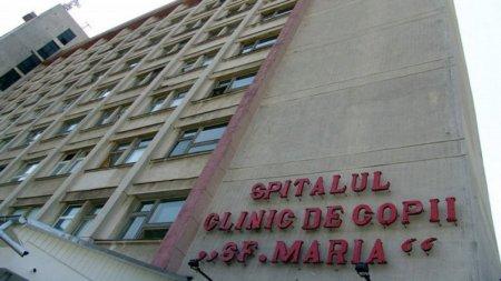<span style='background:#EDF514'>FOCAR DE COVID</span> la Spitalul Sfanta Maria din Iasi
