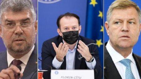 Marcel Ciolacu: Iohannis sa isi recunoasca tampeniile si sa intervina. Pana la alegeri anticipate, sustinem un guvern tehnocrat