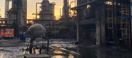 Fiica unei victime a incendiului de la <span style='background:#EDF514'>PETROM</span>idia a dat in judecata compania Rompetrol