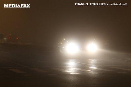 Avertizare METEO | Cod galben de ceata, marti dimineata, in judetul <span style='background:#EDF514'>HARGHITA</span>