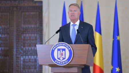 Presedintele Klaus Iohannis, in Slovenia, la reuniunea Consiliului European si la Summitul UE