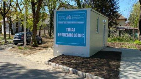 <span style='background:#EDF514'>COPACI</span> mutati la Institutul Marius Nasta din Bucuresti pentru a face loc containerelor de triaj pentru pacienti