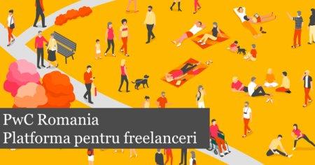 (P) Vrei sa lucrezi in <span style='background:#EDF514'>CONSULTANTA</span>, dar iti place flexibilitatea? PwC Romania lanseaza platforma Proiecte pentru freelanceri