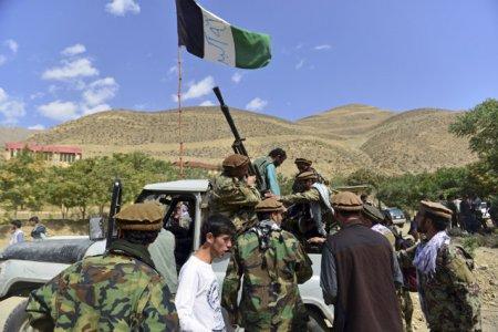 Talibanii nu pot cuceri provincia Panjshir. Oficialii explica esecul operatiunilor