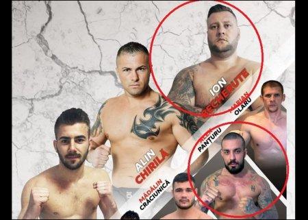Flagrant dupa o gala de MMA » Doi luptatori retinuti sub acuzatia de trafic de droguri
