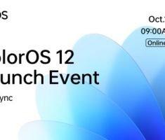 OPPO lanseaza sistemul de operare ColorOS 12 bazat pe Android 12