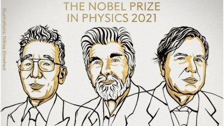 Premiul Nobel pentru fizica a fost acordat trio-ului Syukuro Manabe, Klaus Hasselmann si <span style='background:#EDF514'>GIORGI</span>o Parisi