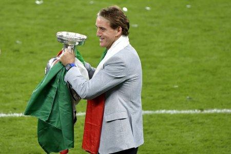 Maine incepe Final Four-ul Nations League » Mancini vrea hat-trick de trofee cu Italia