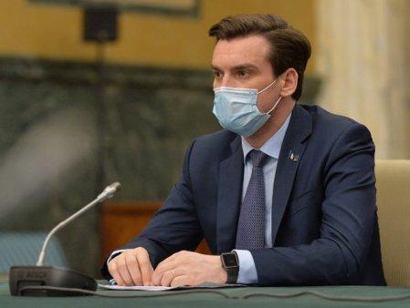 Secretarul de stat din Sanatate, Andrei Baciu: Un copil face vaccinuri impotriva a 11 boli. Asta demonstreaza ca vaccinurile salveaza vieti