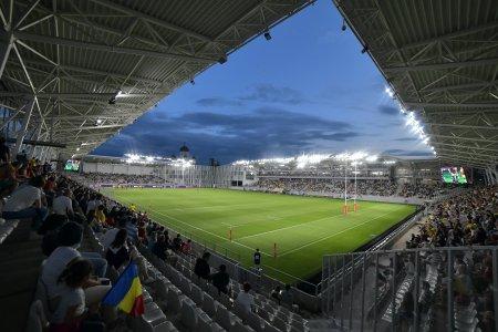 Trei meciuri sustinute de Stejari in noiembrie pe stadionul Arcul de Triumf