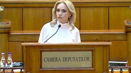 Gabriela Firea, inainte de votul pe motiune: Iarnaasta o sa fie mai rau decat in timpul <span style='background:#EDF514'>COMUNISM</span>ului. Romanii nu-si vor putea plati facturile