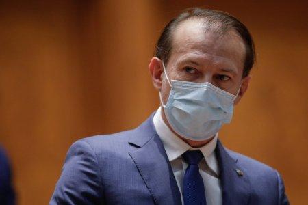 Florin Citu a fost demis! Motiunea de cenzura impotriva Guvernului a trecut de Parlament (SURSE)