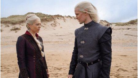 House of The Dragon: HBO Max a lansat primul trailer al celui mai asteptat serial al anului 2022
