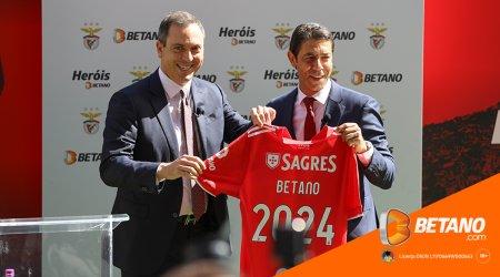 Betano si Benfica: un parteneriat puternic si inovativ