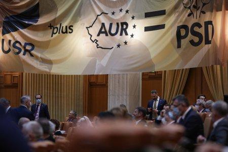 Prima reactie a PSD si AUR dupa demiterea lui Florin Citu! Ciolacu si Simion, in culmea fericirii