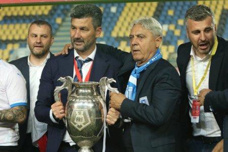 Cupa Romaniei la fotbal. FCSB si Universitatea Craiova au adversari facili in optimi