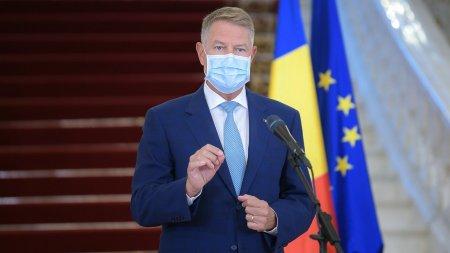 Klaus Iohannis va convoca partidele la consultari saptamana viitoare. Presedintele da timp partidelor pentru solutii
