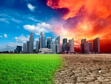 """Schimbarile climatice sunt o """"amenintare imensa"""" pentru umanitate"""