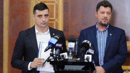 Un deputat PNL anunta ca depune plangere penala impotriva liderului AUR