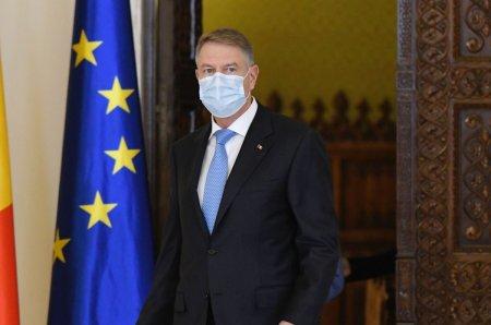 Inchis in castel, langa ultimele slugi <span style='background:#EDF514'>FIDEL</span>e, presedintele Iohannis acuza procedurile democratice!