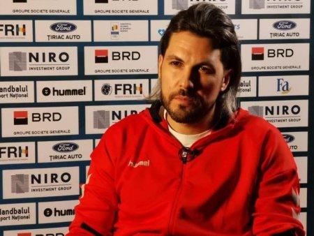 Adrian Vasile increzator inaintea meciurilor <span style='background:#EDF514'>CU FE</span>roe si Austria din debutul preliminariilor pentru CE 2022