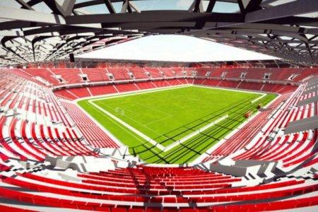 Anuntul momentului despre noul stadion al lui Dinamo: Suntem in linie dreapta
