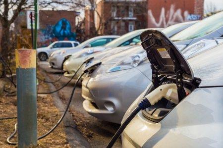 Cresterea numarului de autovehicule electrice nu este suficienta pentru protectia climei