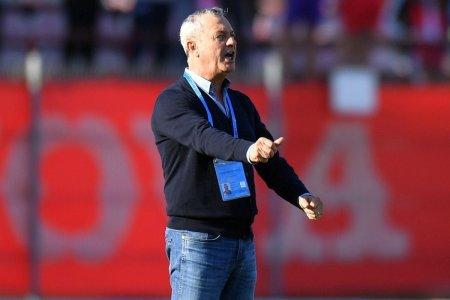 Omul dorit cu ardoare de Rednic nu vine la Dinamo: Am vorbit cu el, a refuzat oferta