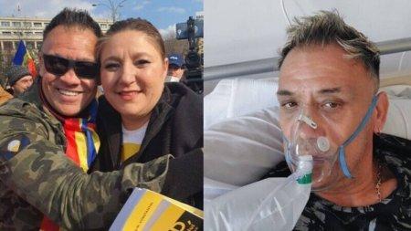 Un lider al protestelor anti-vaccin din Romania, infectat cu COVID: Imi pare rau ca am fost contra COVID.Vaccinati-va!