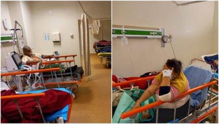 O farama din imaginea COVID-19 de la un spital din Iasi. Medic: Cea mai mare teama este sa nu mai avem ventilatoare