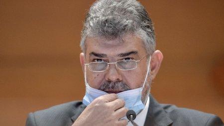 Marcel Ciolacu cere Parlamentului anularea deciziei prin care au fost suspendate pentru 30 de zile internarile care nu sunt urgente