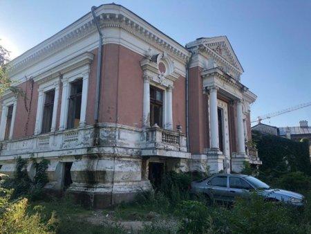 Casa primarului Dobrescu, Primarul Tarnacop, care-a facut din Bucuresti Micul Paris, a ajuns o ruina fara geamuri