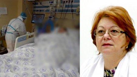 Medicul Carmen Dorobat, probleme in valul patru: Sunt perioade cand lipsesc medicamente absolut necesare in <span style='background:#EDF514'>MANAGERI</span>erea unui caz grav