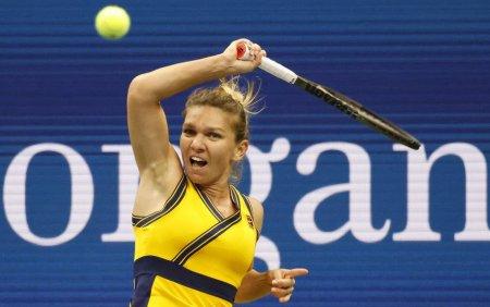 Simona Halep va evolua si la dublu la Indian Wells. Pe cine o va avea partenera