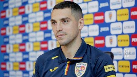 Interviu inedit cu Nicolae Stanciu, inaintea meciului Germania - Romania (Video)