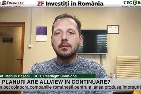 ZF Investiti in Romania! Marius Dascalu, Head<span style='background:#EDF514'>LIGHT</span> Solutions: Productia de hardware a venit cu multe dificultati in 2021, accesul la componente a fost mai greoi