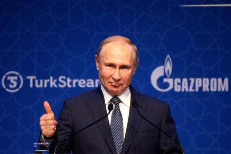 UE si Rusia isi paseaza vina pentru cresterea pretului la gaze. Putin: Au facut <span style='background:#EDF514'>GRESELI</span>
