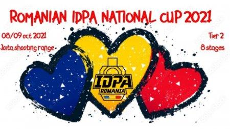 9-10 octombrie 2021. Cupa Nationala IDPA Romania 2021, la<span style='background:#EDF514'>POLIGON</span>ul Joita - CTS Tunari & Tactical Life