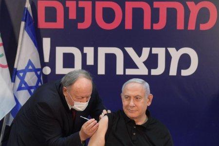 Medicul lui Netanyahu: COVID-19 este o boala lunga. A treia doza de vaccin este de 10 ori mai eficienta decat a doua doza