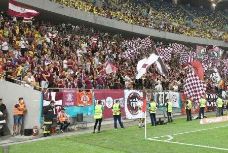 Pe ce stadion se joaca derby-ul feroviar dintre Rapid si CFR Cluj » Giulestenii, incurcati de turneul de Dota 2