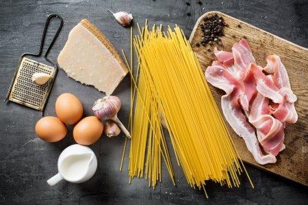 Paste carbonara – retete delicioase si foarte usor de pregatit