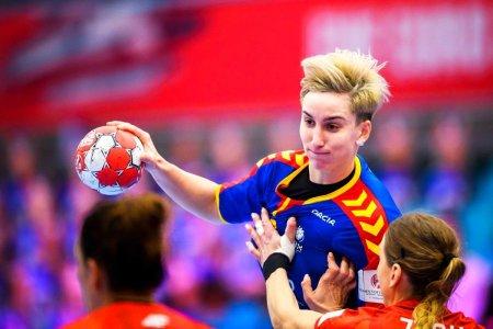 Romania - Insulele Feroe, debutul in preliminariile pentru Europeanul de handbal feminin » Cristina Neagu lipseste
