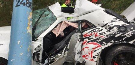 Un tanar de 32 de ani a murit intr-un <span style='background:#EDF514'>ACCIDENT RUTI</span>er in Mamaia. Inainte de tragedie, dadea flash-uri masinilor din fata sa VIDEO