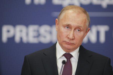 Vladimir Putin, reactie dupa atacurile UE: Au facut <span style='background:#EDF514'>GRESELI</span>. Pretul gazelor a batut acum toate recordurile istorice