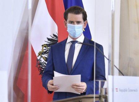 Cancelarul Austriei, Sebastian Kurz, este vizat de o noua ancheta <span style='background:#EDF514'>ANTICORUPTIE</span>