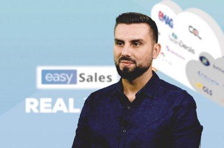 Afaceri de la zero. Ciprian si Iulian Cazacu au creat easySales, o platforma de automatizare si centralizare a activitatilor de e-commerce pe care au strans peste 2.000 de comercianti
